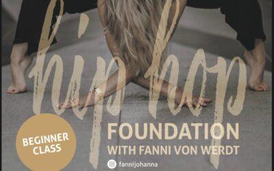 Hip Hop Foundation- Beginners Class